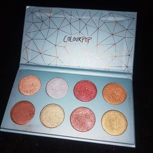 Coloupop Semi-precious Eyeshadow Palette